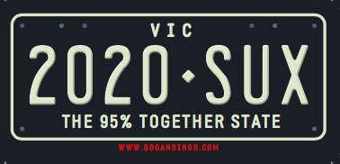 VIC Sticker